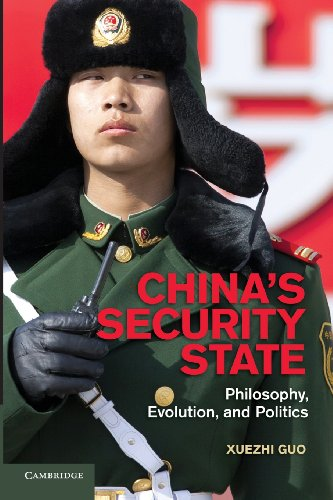 9781107688841: China's Security State: Philosophy, Evolution, and Politics
