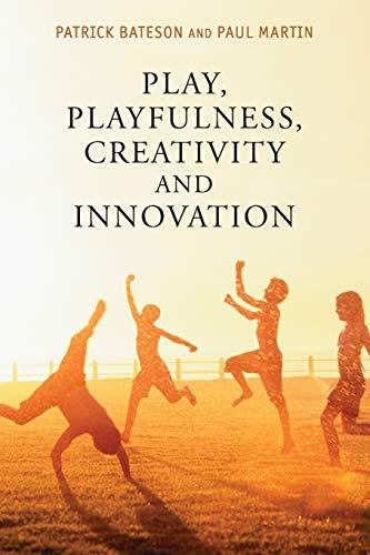 9781107689343: Play, Playfulness, Creativity and Innovation
