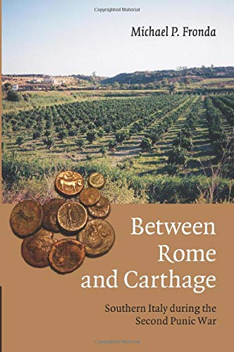9781107689503: Between Rome and Carthage: Southern Italy during the Second Punic War