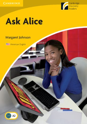 9781107689978: Ask Alice Level 2 Elementary/Lower-intermediate American English Edition (Cambridge Discovery Readers)