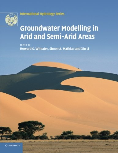 9781107690110: Groundwater Modelling in Arid and Semi-Arid Areas (International Hydrology Series)