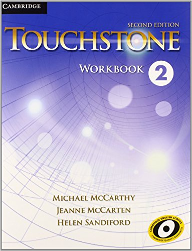 9781107690370: Touchstone Level 2, Workbook