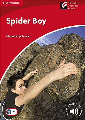 9781107690615: Spider Boy Level 1 Beginner/Elementary (Cambridge Experience Readers)