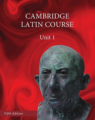 North American Cambridge Latin Course Unit 1 Student's Book (Paperback): Uni Corporate Autho
