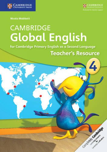 9781107690745: Cambridge Global English. Stages 1-6. Teacher's Resource Book. Stage 4