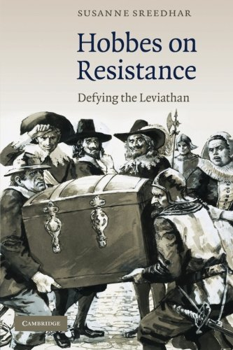 9781107690790: Hobbes on Resistance: Defying the Leviathan