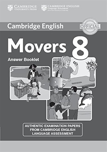 9781107690899: Cambridge English Young Learners 8 Movers Answer Booklet
