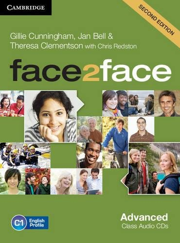 9781107691339: face2face Advanced Class Audio CDs (3) Second Edition