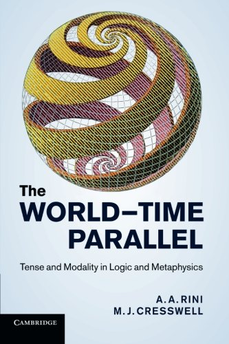 9781107691605: The World-Time Parallel: Tense and Modality in Logic and Metaphysics