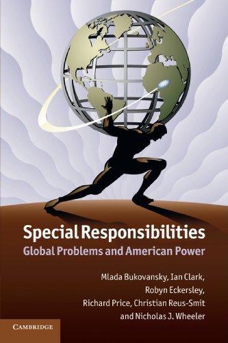 9781107691698: Special Responsibilities Paperback