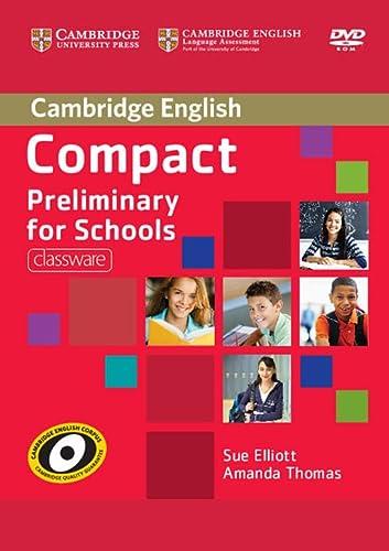 9781107692336: Compact Preliminary for Schools Classware DVD-ROM