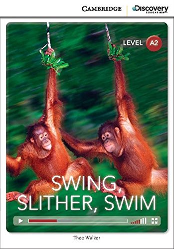9781107692428: Swing, Slither, Swim Low Intermediate Book with Online Access (Cambridge Discovery Interactiv)
