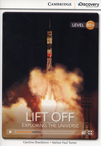 9781107692497: Lift Off: Exploring the Universe High Intermediate Book with Online Access (Cambridge Discovery Education Interactive Readers)