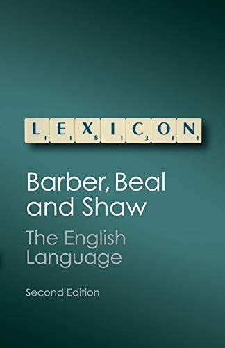 9781107693937: The English Language