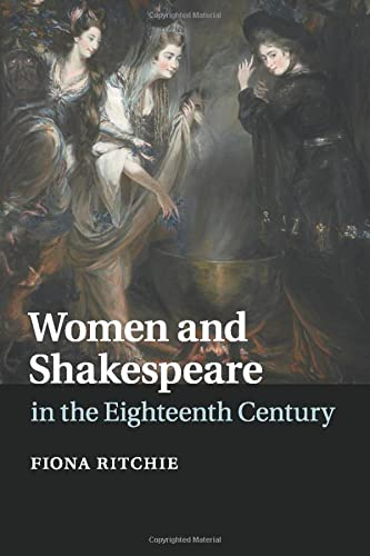 9781107694002: Women and Shakespeare in the Eighteenth Century