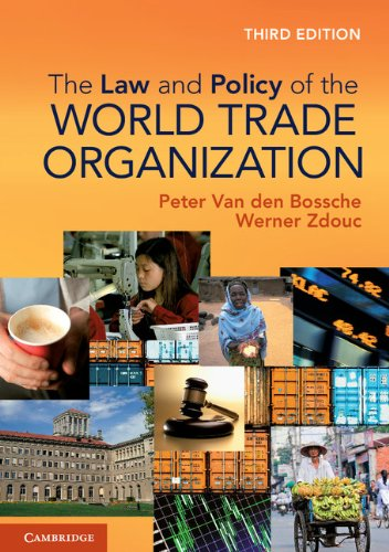 9781107694293: The Law and Policy of the World Trade Organization: Text, Cases and Materials