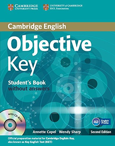 9781107694453: Objective Key 2nd for Schools Pack without Answers (Student's Book with CD-ROM and Practice Test Booklet)