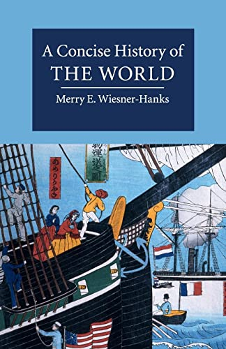 9781107694538: A Concise History of the World (Cambridge Concise Histories)