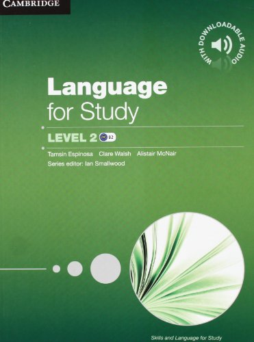 9781107694668: Language for Study Level 2 Student's Book with Downloadable Audio (Skills and Language for Study)