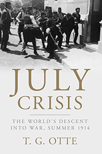 9781107695276: July Crisis: The World's Descent into War, Summer 1914
