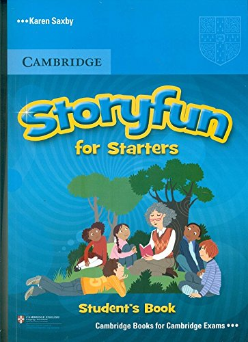 9781107695696: Storyfun for Starters Students Book
