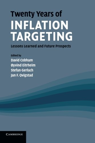 9781107696891: Twenty Years of Inflation Targeting: Lessons Learned and Future Prospects