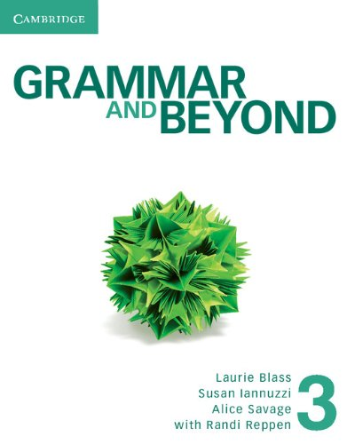 9781107697379: Grammar and Beyond Level 3 Student's Book and Workbook