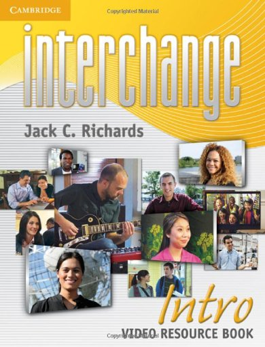 9781107697539: Interchange Intro Video Resource Book