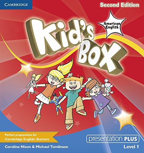 9781107698239: Kid's Box Updated. Level 1: Presentation Plus