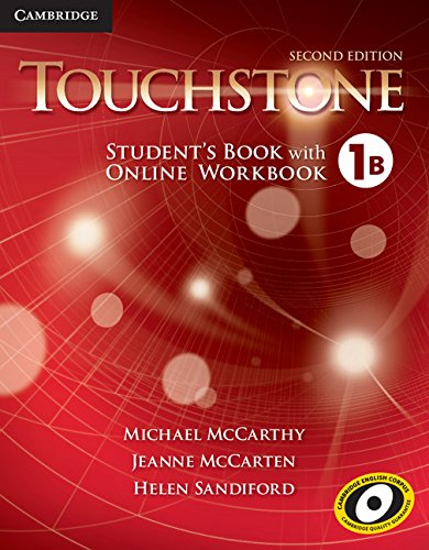 9781107698482: Touchstone Level 1 Student's Book B with Online Workbook B Second Edition