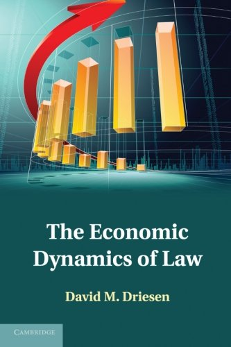 9781107699465: The Economic Dynamics of Law