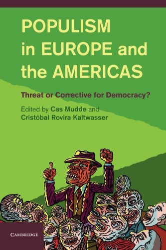 9781107699861: Populism in Europe and the Americas: Threat or Corrective for Democracy?