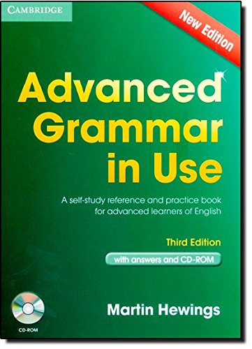 9781107699892: Advanced Grammar in Use Book with Answers and CD-ROM: A Self-Study Reference and Practice Book for Advanced Learners of English