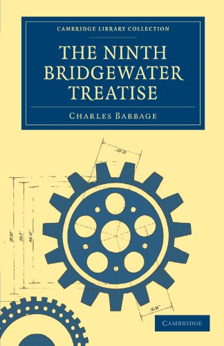 9781108000000: The Ninth Bridgewater Treatise (Cambridge Library Collection - Science and Religion)
