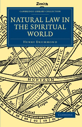 9781108000130: Natural Law in the Spiritual World (Cambridge Library Collection - Science and Religion)