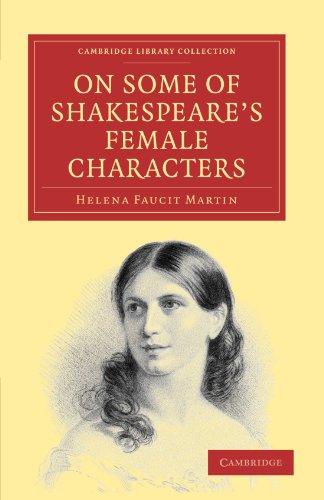 9781108000253: On Some of Shakespeare's Female Characters (Cambridge Library Collection - Shakespeare and Renaissance Drama)