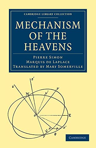 9781108001571: Mechanism of the Heavens (Cambridge Library Collection - Physical Sciences)