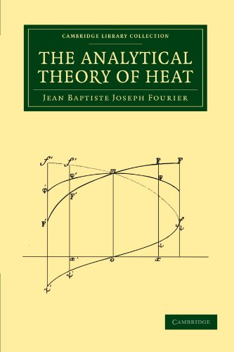 9781108001786: The Analytical Theory of Heat (Cambridge Library Collection - Mathematics)