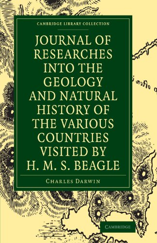 Journal of Researches into the Geology and: Charles Darwin