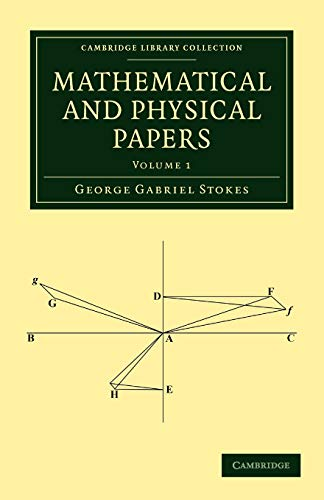 9781108002622: Mathematical and Physical Papers (Cambridge Library Collection - Mathematics)