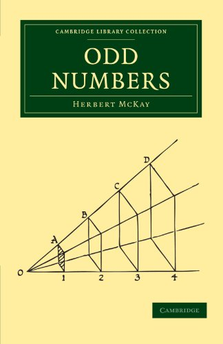 9781108002820: Odd Numbers (Cambridge Library Collection - Mathematics)