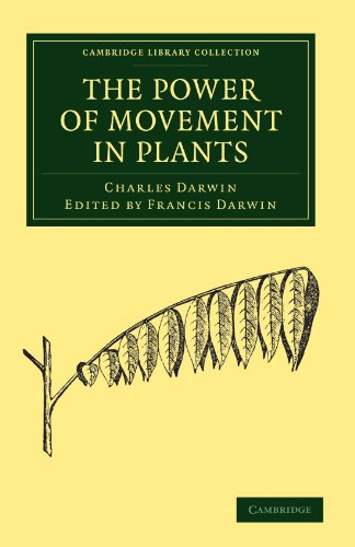 9781108003605: The Power of Movement in Plants (Cambridge Library Collection - Darwin, Evolution and Genetics)