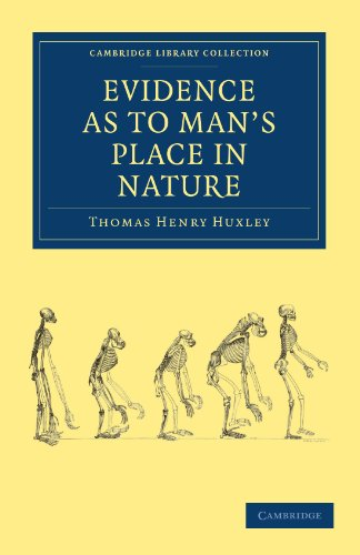 9781108004572: Evidence as to Man's Place in Nature (Cambridge Library Collection - Darwin, Evolution and Genetics)