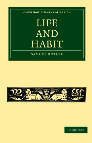 9781108005517: Life and Habit (Cambridge Library Collection - Darwin, Evolution and Genetics)