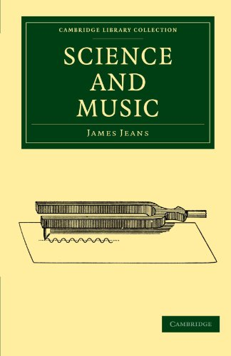 9781108005692: Science and Music (Cambridge Library Collection - Mathematics)