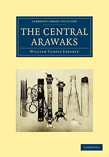 9781108006248: The Central Arawaks