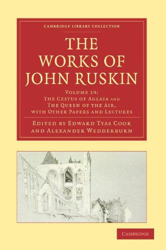 The Works of John Ruskin (Paperback): John Ruskin