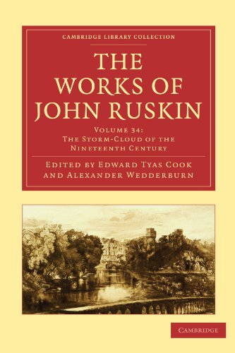 The Works of John Ruskin (Paperback): John Ruskin