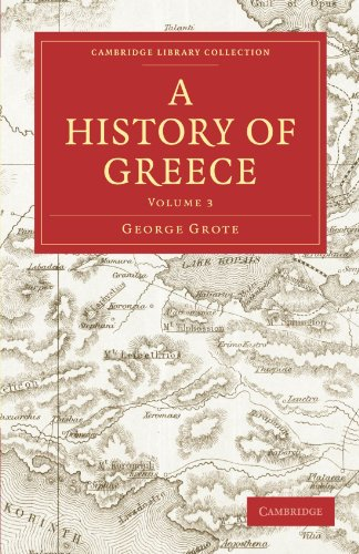 A History of Greece: George Grote