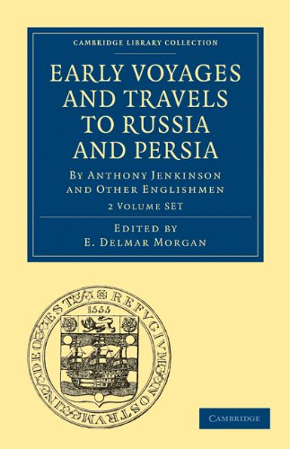 Early Voyages and Travels to Russia and Persia 2 Volume Paperback Set (Paperback): Herberstein